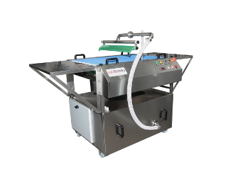 Glazing machine
